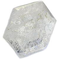 budawi® - Bergkristall Feenstein ca. 40 x 40 mm, Edelstein Bergkristall , Massage Stein preisvergleich bei billige-tabletten.eu