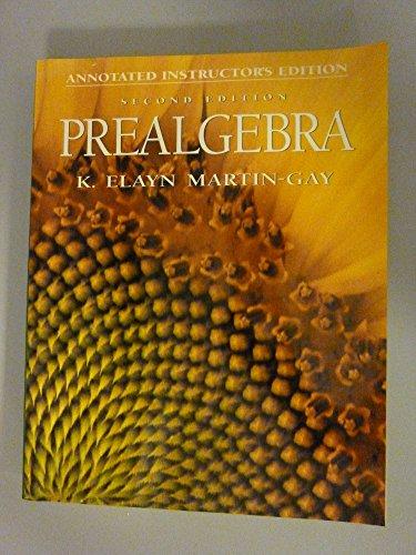 Prealgebra por Gray Martin