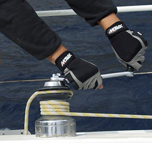 MOTIVEX Segelhandschuhe im Test: Details und Preis-Leistungsverhältnis - 2