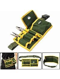 Multifunctional Tool Bag Pouch Holder Electrician Waist Pack Belt Work Bag