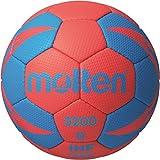 Molten Handball H0X3200-RB2, Rot/Blau, 0, H0X3200-RB2
