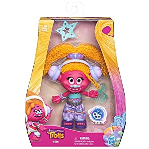 Hasbro B6561 - DREAMWORKS TROLLS - Assorted Models