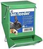 Prevue Pet Prevue Metal Bin Ferret Feeder