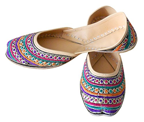 Kalra Creations, Mocassini donna Multicoloured