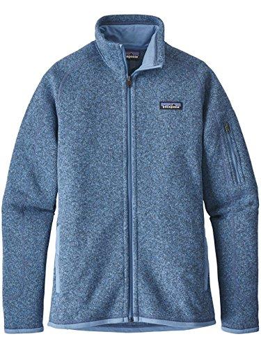 Patagonia Damen Jacke Better Sweater Fleece railroade lite blue