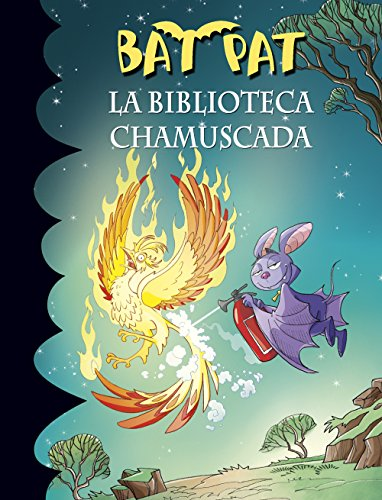 La biblioteca chamuscada (Serie Bat Pat 41) por Roberto Pavanello