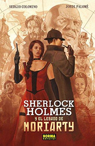 Descargar Libro Sherlock Holmes y el Legado de Moriarty de Jordi Palomé Sergio Colomino