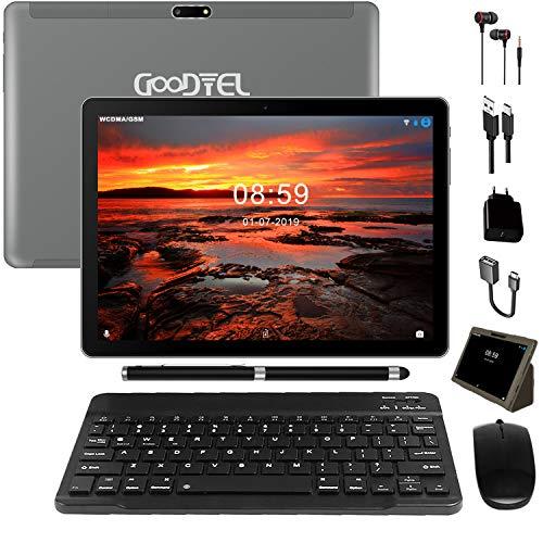 Tablet 10 Pulgadas GOODTEL Full HD Android 8.1 Tablet