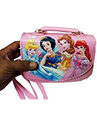 Art Box Cute One Girls Print Sling Bag For Girls Kids Or Teen Agers Assorted Colour 1 Count (p)