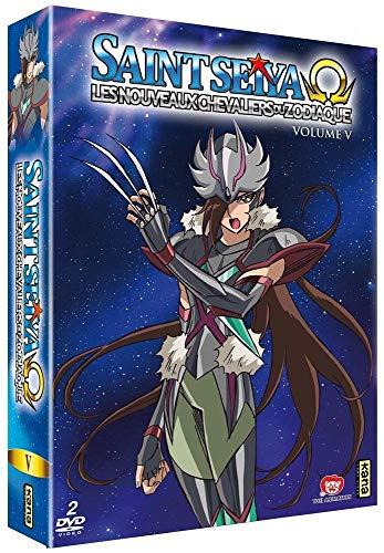 Saint Seiya Omega : Les nouveaux Chevaliers du Zodiaque - Vol. 5 [Édition Limitée]
