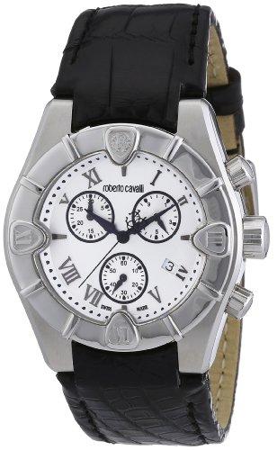 Roberto Cavalli 'Diamond Time' 7251616545- Orologio da uomo