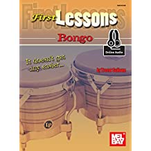 First Lessons Bongo (English Edition)