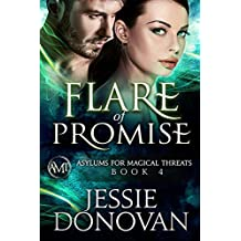 Flare of Promise (Asylums for Magical Threats Book 4) (English Edition)