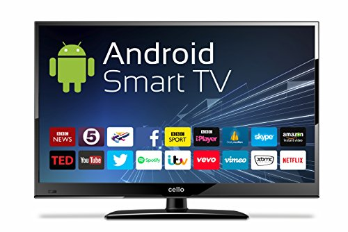 Cello C24ANSMT 24� Android Smart LED TV with Wi-Fi and Freeview T2 HD