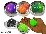 Intelligente Superknete im Set: Farbwechsel + metallisch + nachtleuchtend