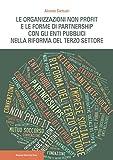 Le organizzazioni non profit e le forme di partnership con gli enti pubblici nella riforma del Terzo settore