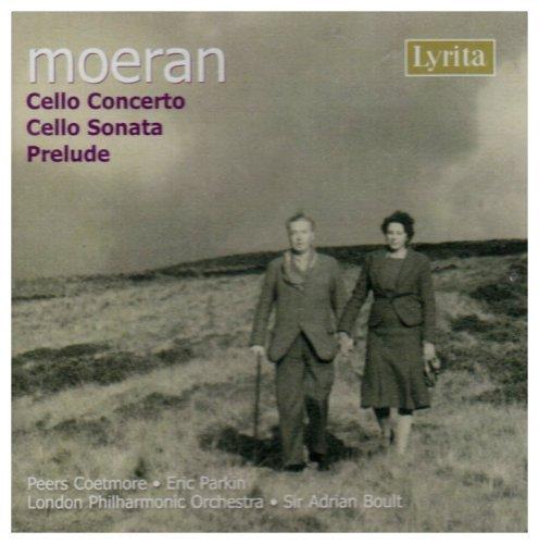 E. J. Moeran, Cello Concerto & Cello Sonata by Peers Coetmore (2008-07-08)