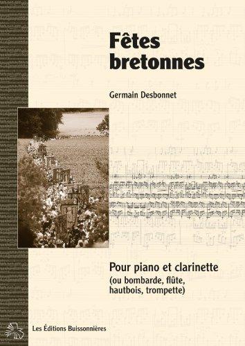 Fetes Bretonnes pour Piano et Clarinette...