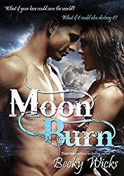 Moon Burn: An epic human/merman fantasy romance (English Edition)