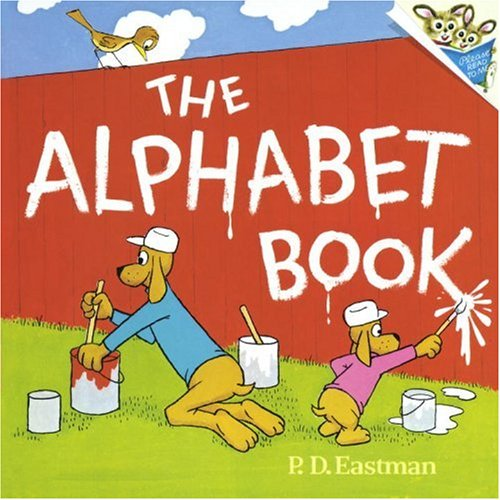 The Alphabet Book (Pictureback)