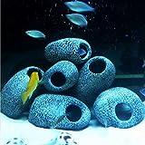 Deko Höhle Keramik für Aquarium