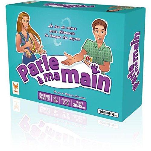 Topi Games - Jeu Parle à Ma Main, 359001
