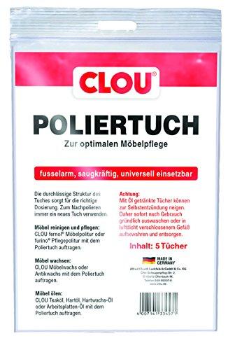 Clou Möbelwachs 150ml