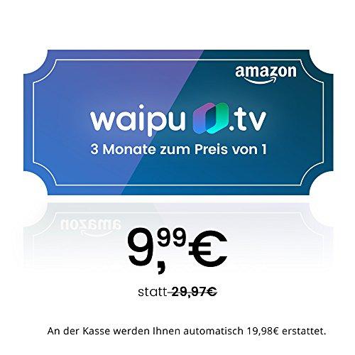 code | TV-App für Fire TV und Smartphone | 3 Monate zum Preis von 1 (Support Tv)