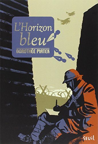 L'Horizon bleu par Dorothee Piatek