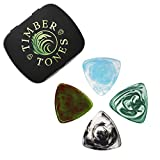 Résine Tones Gypsy Resgy-mt-4 Picks (lot de 4)