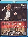 Bruckner: Sinfonie Nr. 8 - Franz Welser-Möst [Alemania] [Blu-ray]