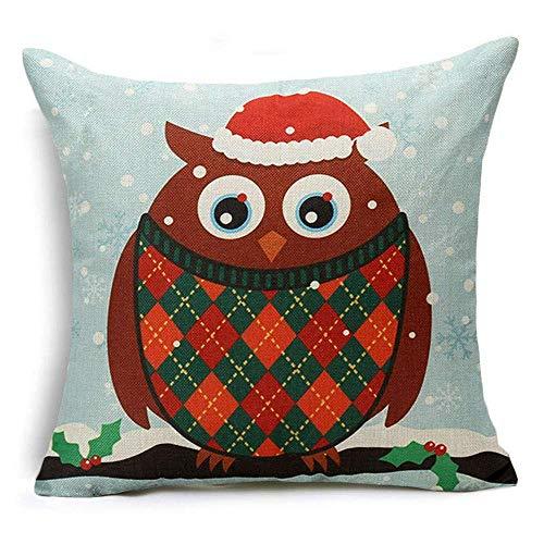 GFF Lass es schneien Estilo Capa de Almofada von Natal Feliz Natal! Presentes de Papai Noel Meias Bal \u0026 Atilde; o In \u0026 iacute; CIO Almofadas Decorativas Cobrir