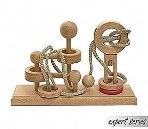 D-Toys - Puzzle de Madera (DTIQ62383)
