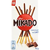 LU Mikado au chocolat au lait 90 g