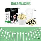 Ewilibe Nasenwachs Set, Nose Wax, Nasenhaarentferner, Hair Removal, Nasenhaare Wachs, Nasenwachs Set...