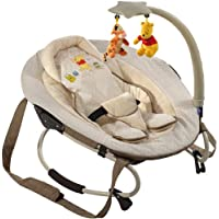 Hauck 634066 Babywippe Bungee Leisure POOH DOODLE