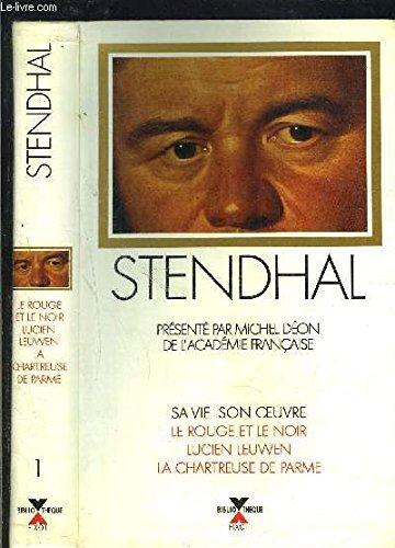 Le Rouge et le Noir par Stendhal
