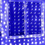 LED Lichtervorhang Lichterkette
