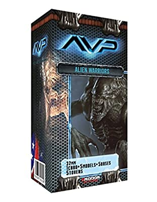 AVP The Miniatures Game - Alien Warriors Expansion