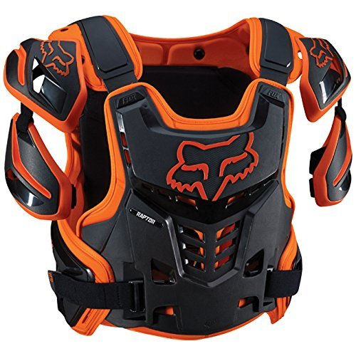 Fox Brustpanzer Raptor Vest Orange Gr. S/M