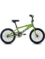 "20"" BMX KIDS BIKE BICYCLE KCP DOOM 360 ROTOR FREESTYLE green (g) - 50,8 cm (20 inch)"
