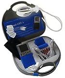 EMS/Tens 2-Kanal Reizstromgerät EMT-4 plus Anal- / Vaginalsonde PR-08 + Klemmen. Medizinprodukt für wirksame Schmerz- und Muskelbehandlung