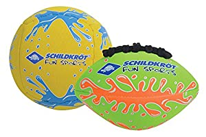 Schildkröt Funsports Neopren Mini BALL-DUO-PACK, 2er Set Mini-Bälle 970282