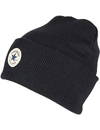 Converse accessories Black Basic Beanie Hat CON588