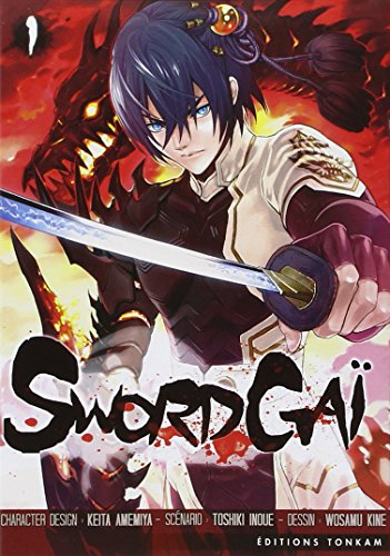 Swordgaï Edition simple Tome 1