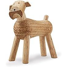 KAY Bojesen figura di legno, Legno, Marrone, 3.2x 7.3cm