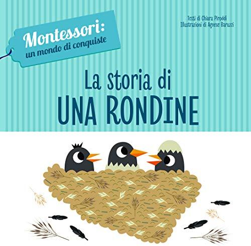La storia di una rondine. Montessori: un mondo di conquiste. Ediz. a colori