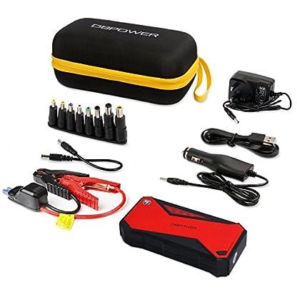 51egob7PW4L. SS416  - Batería de emergencia DBPOWER DJS50
