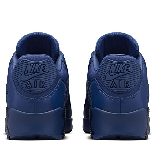 Nike Damen Wmns Air Max 90 Pinnacle Turnschuhe Blau (Insignia Blue / Insgn Bl-Bnry Bl)