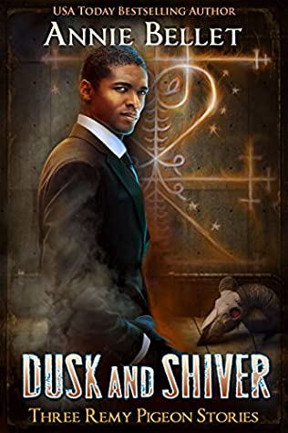 book cover of Dusk and Shiver